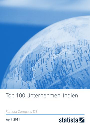 Top 100 Unternehmen: Indien