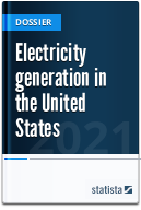 Electricity generation in the U.S.