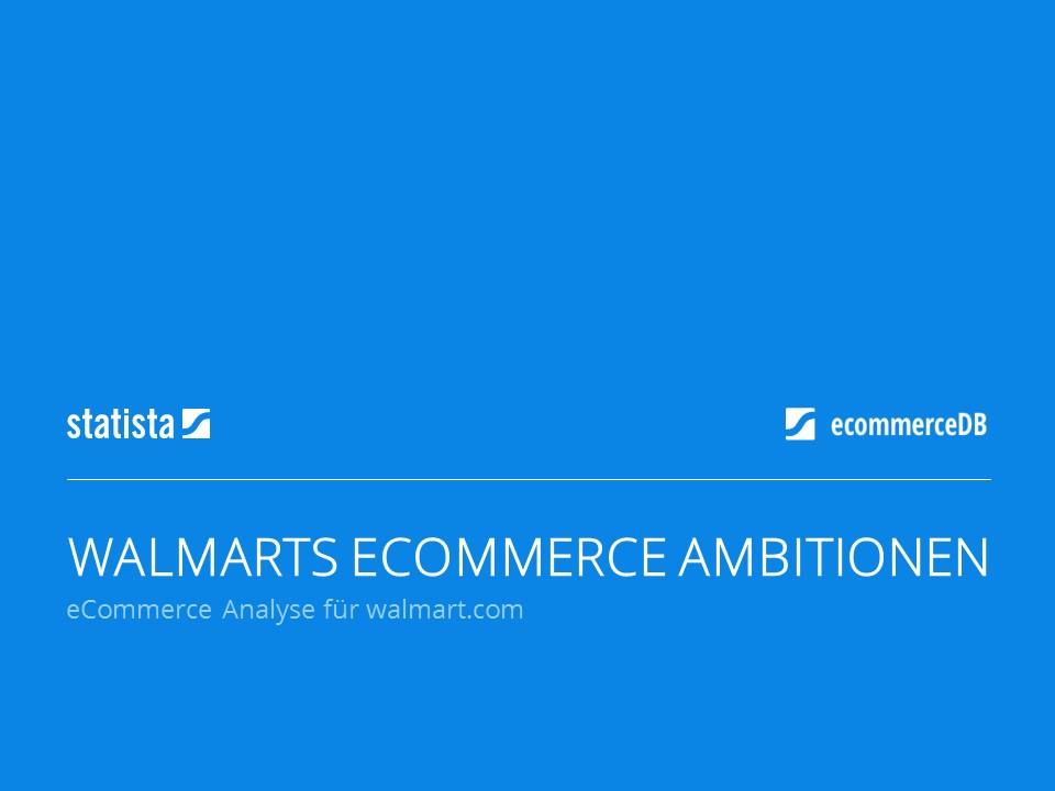 eCommerceDB.com - Whitepaper