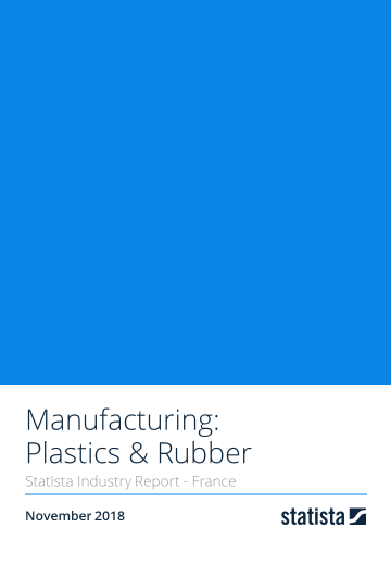 Manufacturing: Plastics & Rubber in France 2018