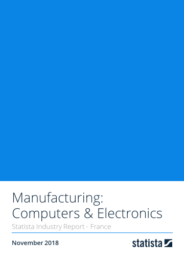 Manufacturing: Computers & Electronics in France 2018