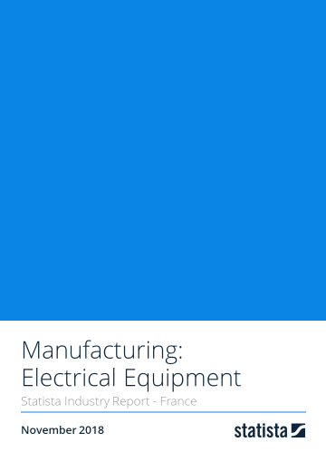 Manufacturing: Electrical Equipment in France 2018