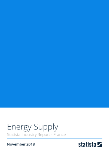 Energy Supply in France 2018