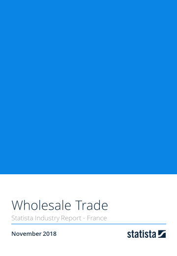 Wholesale Trade in France 2018