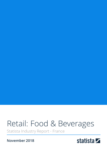 Retail: Food & Beverages in France 2018