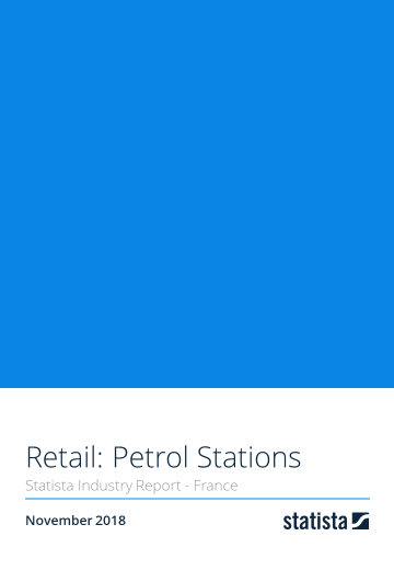 Retail: Petrol Stations in France 2018