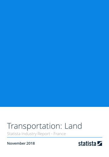 Transportation: Land in France 2018