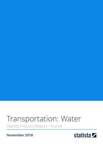 Transportation: Water in France 2018