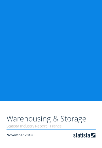 Warehousing & Storage in France 2018