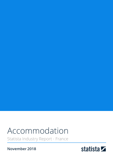 Accommodation in France 2018