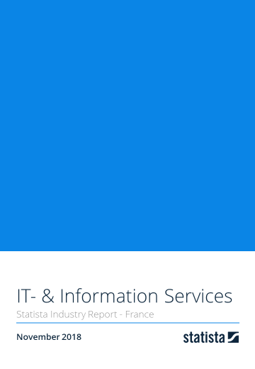 IT- & Information Services in France 2018