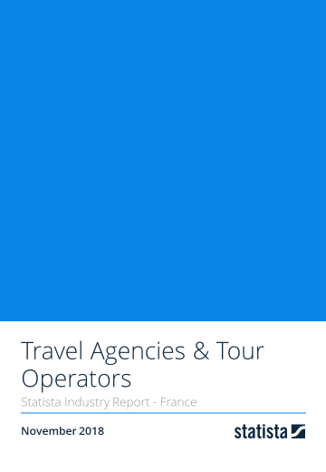 Travel Agencies & Tour Operators in France 2018
