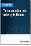 Telecommunication industry in Finland