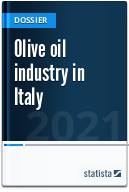 Olive oil industry in Italy