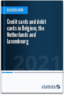 Debit and credit cards in the Benelux