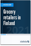 Grocery retailers in Finland