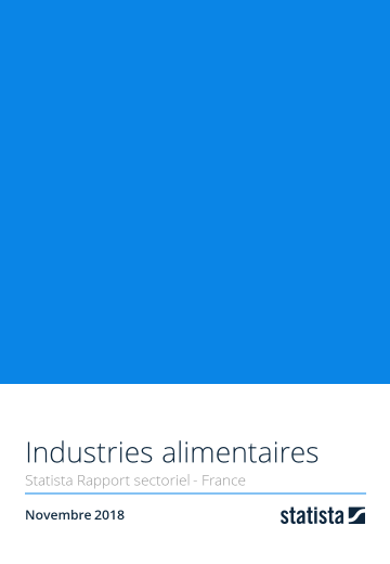 Industries alimentaires 2018