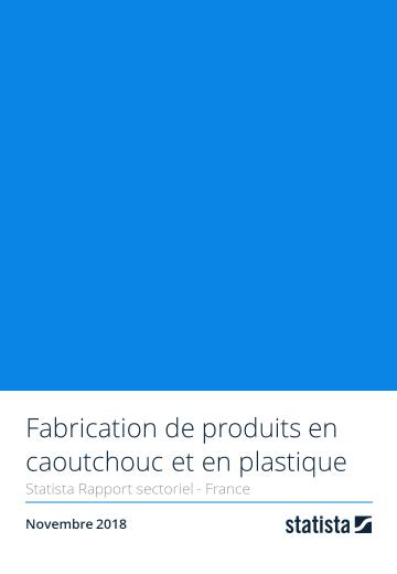 Fabrication de produits en caoutchouc et en plastique 2018