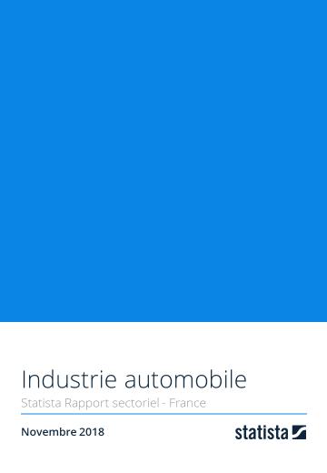 Industrie automobile 2018