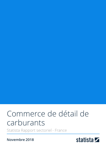 Commerce de détail de carburants 2018