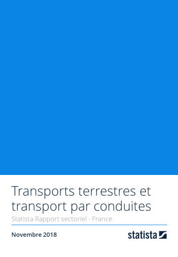 Transports terrestres et transport par conduites 2018
