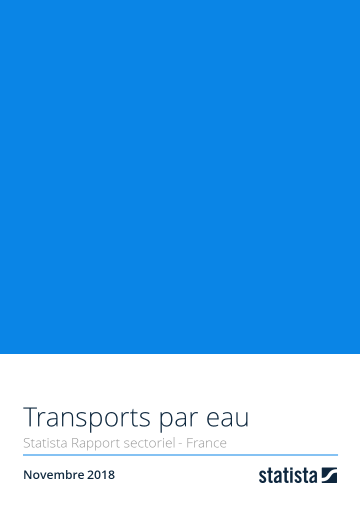 Transports par eau 2018