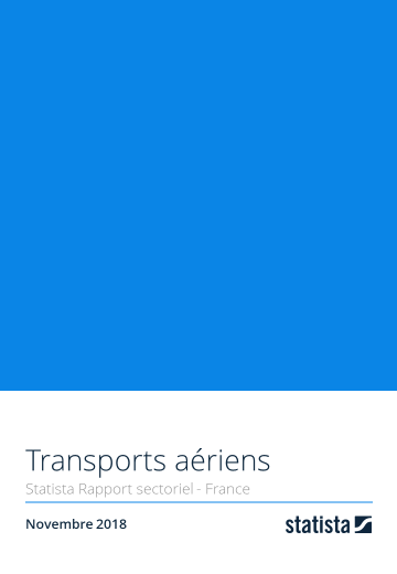 Transports aériens 2018