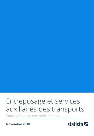 Entreposage et services auxiliaires des transports 2018