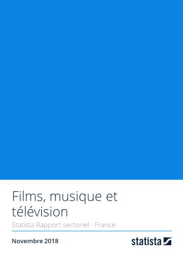 Films, musique et télévision 2018