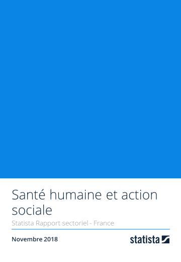 Santé humaine et action sociale 2018