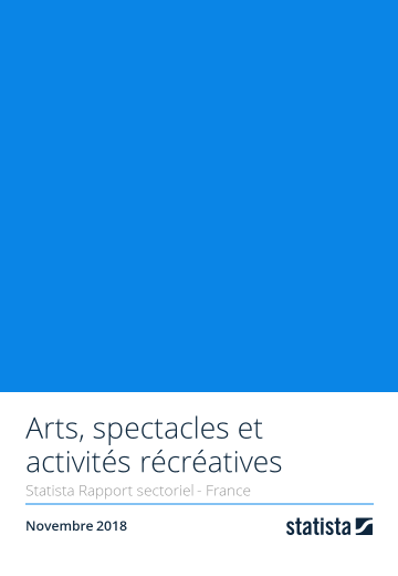 Arts, spectacles et activités récréatives 2018