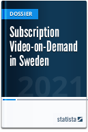 Subscription Video-on-Demand in Sweden