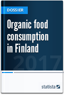 Organic food consumption in Finland