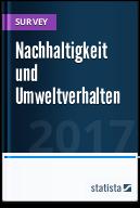 Tabellenband Nachhaltigkeit und Umweltverhalten 2017