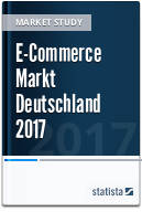 Studie: E-Commerce Markt Deutschland 2016