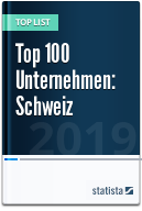 Top 100 Unternehmen aller Branchen, ohne Banken (Schweiz)