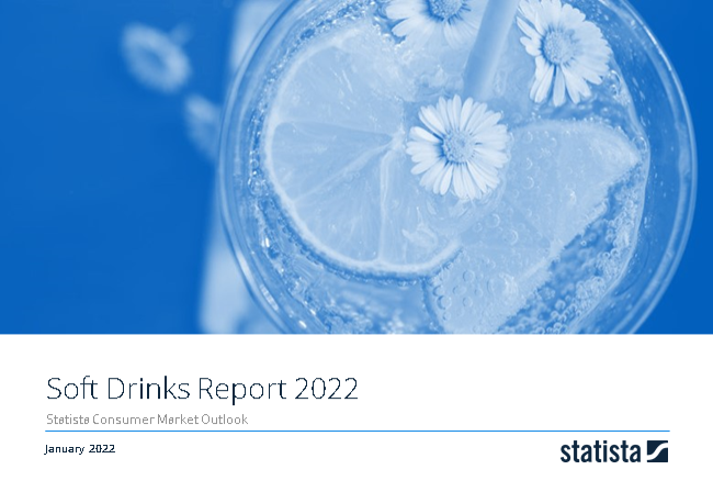 Non-Alcoholic Drinks Report 2018 - Soft Drinks