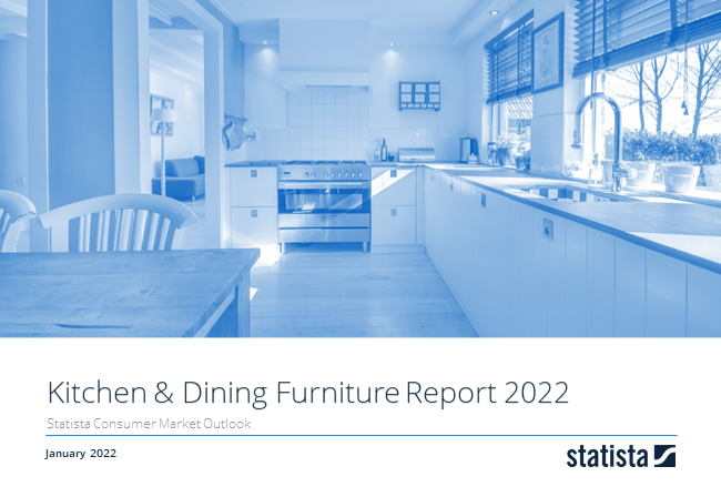 Furniture Report 2018 - Kitchen furniture
