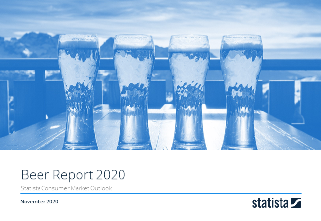 Alcoholic Drinks Report 2019 - Beer