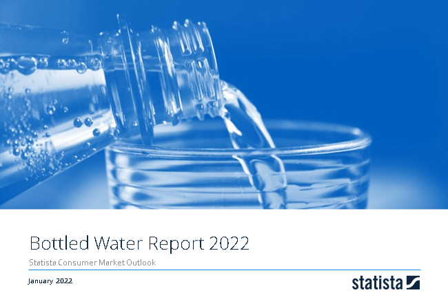 Non-Alcoholic Drinks Report 2020 - Bottled Water