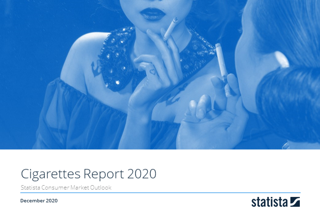 Tobacco Products Report 2020 - Cigarettes