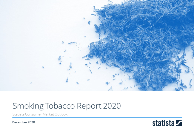 Tobacco Products Report 2020 - Smoking Tobacco