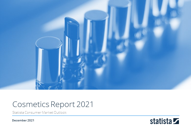 Cosmetics and Personal Care Report 2018 - Cosmetics