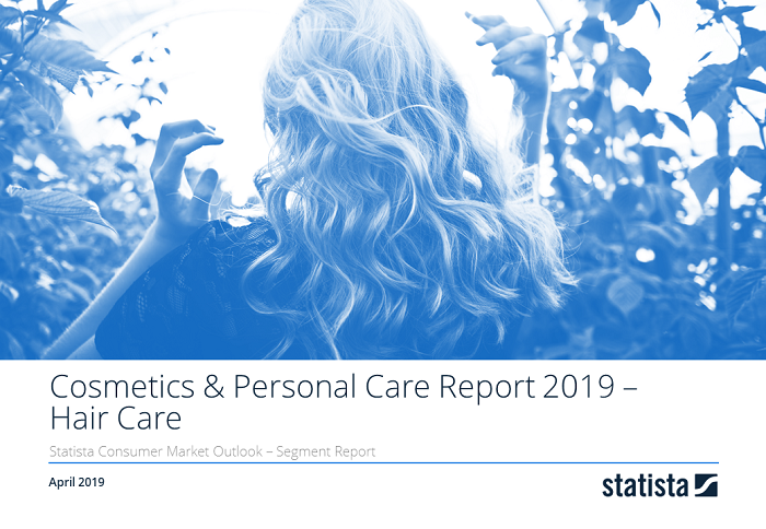 Cosmetics and Personal Care Report 2019 - Hair Care