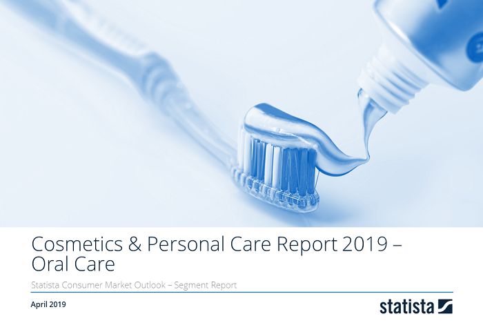 Cosmetics and Personal Care Report 2019 - Oral Care