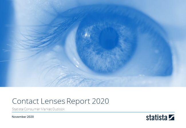 Eyewear Report 2019 - Contact Lenses