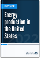 Energy production in the U.S.