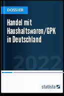 Handel mit Haushaltswaren/GPK in Deutschland