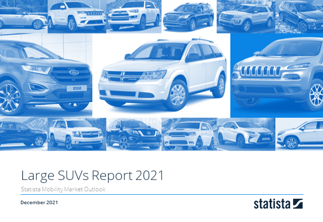 Passenger Cars Report 2017 - Large SUVs
