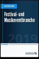 Festival- und Musikeventbranche